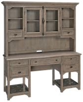Magnussen Tinley Park Desk with Hutch