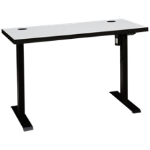 Martin Furniture Streamline Adjustable Desk