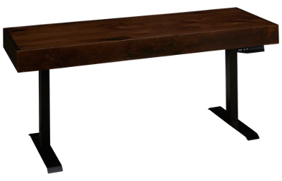 Aspen Nova Sit and Stand Desk