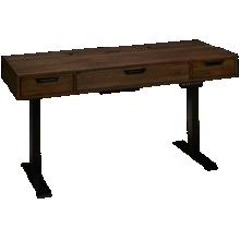 Aspen Harper Point Sit and Stand Adjustable Desk