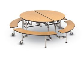 Cafeteria Tables Seating for School or Office KLog Inc