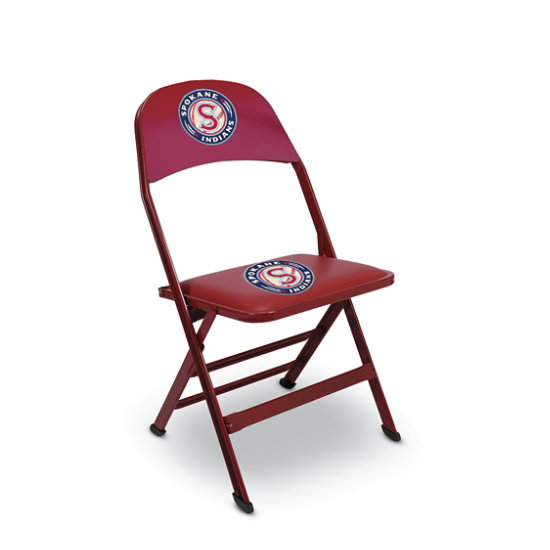 Amazing Custom Multi Color Logo Imprinted Folding Chair W 1 Thick Seat Download Free Architecture Designs Itiscsunscenecom