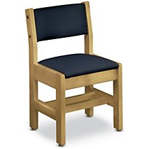 wood library chairs for the school and public library k log inc