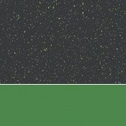 Black Granite/Green