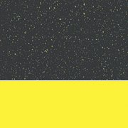 Black Granite/Yellow