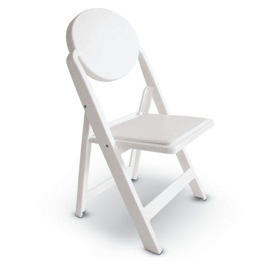 Awesome Eventful Circle Back Resin Folding Chair Caraccident5 Cool Chair Designs And Ideas Caraccident5Info