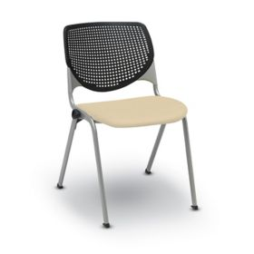 Kool Series Multi Purpose Stack Chair With Vinyl Seat