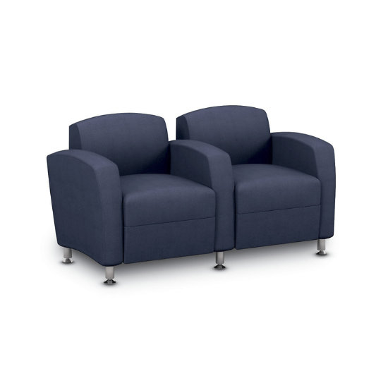 Prime Langley 2 Seat Sofa W End Center Arms In Antimicrobial Vinyl Uwap Interior Chair Design Uwaporg
