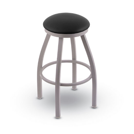 Surprising Village Cafe Backless Stool W Vinyl Seat Hls Nv K Log Evergreenethics Interior Chair Design Evergreenethicsorg
