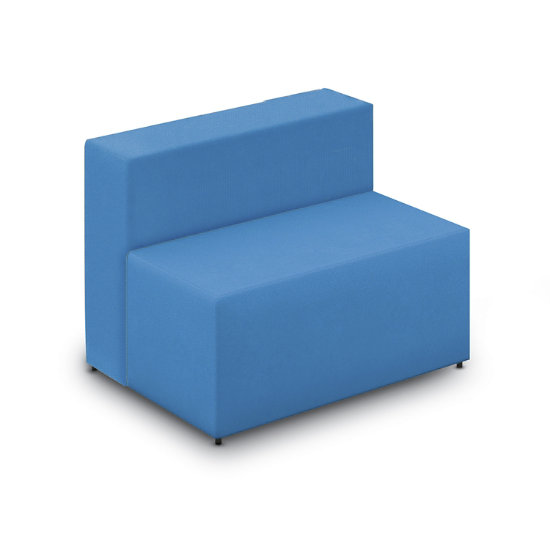 Converge 2 Seat Chair Loveseat In