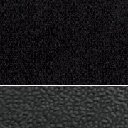 Fabric Seat - Black