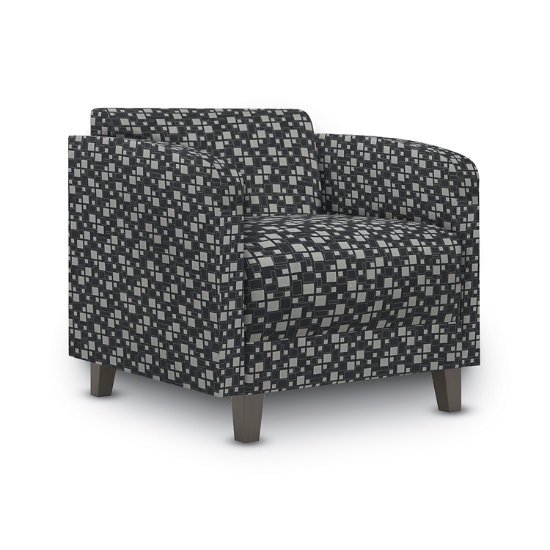 Sonnet Guest Chair in Designer Fabric