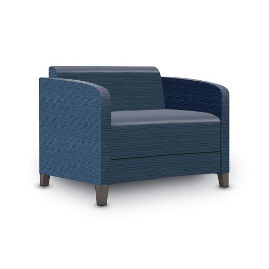 Sonnet Bariatric Chair in Designer Fabric