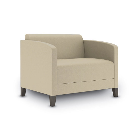 Sonnet Bariatric Chair in Fabric