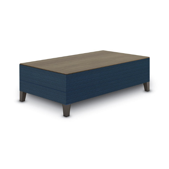 Sonnet Coffee Table in Designer Fabric