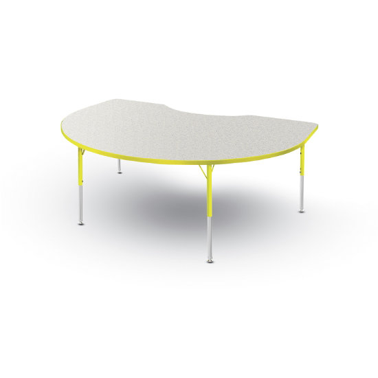 Willow Kidney-Shape Activity Table