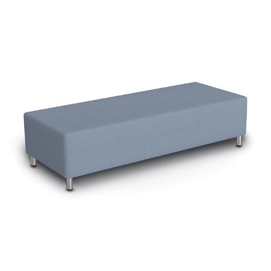 Fabulous Modular Soft Seating 3 Seat Sofa No Back No Arms Grade 1 Fabric Download Free Architecture Designs Intelgarnamadebymaigaardcom