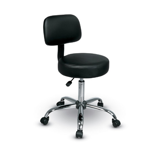Peachy Mobile Workbench Stool Mws Bk K Log Evergreenethics Interior Chair Design Evergreenethicsorg