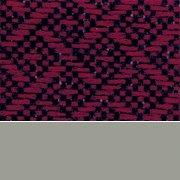 Fabric: New Burgundy/Gray