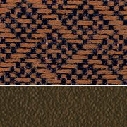 Fabric: Antique Gold/Brown