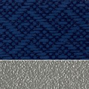 Fabric: Regal Blue/Gray