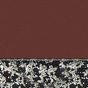 Pleasant Burgundy Vinyl / Silver Vein Frame