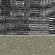 Fabric/Vinyl: Nickel/Taupe