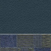 Fabric/Vinyl: Navy/Bluejay