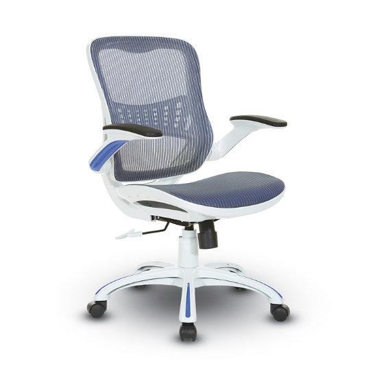 Azura Air Flow Task Chair W White Frame Omm Wf K Log
