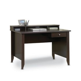Sauder Select Writing Desk In Cinnamon Cherry