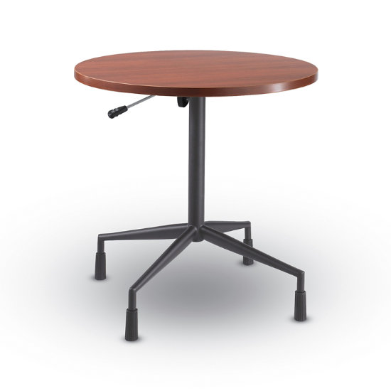 Adjustable Height Round Table.Rsvp Adjustable Height Round Table