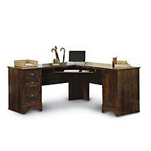 Coastal Choice Corner Computer Desk