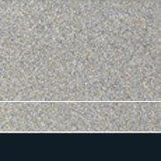 Gray Nebula Panels & Worksurface/Black Apron
