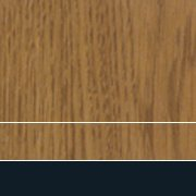 Medium Oak Panels & Worksurface/Black Apron