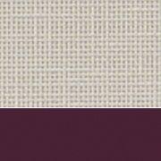 Custom: Classic Linen/Burgundy
