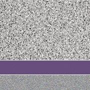 Custom: Gray Nebula/Purple/Platinum