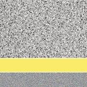 Custom: Gray Nebula/Yellow/Platinum