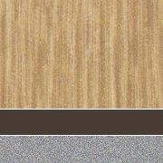 Custom: New Age Oak/Chocolate/Platinum