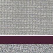 Custom: Pewter Mesh/Burgundy/Platinum