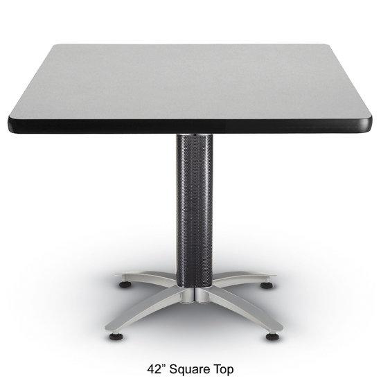 Incroyable Square Modern Bistro Table   TMB SQ | K Log