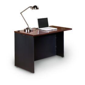 Via Collection Desk Return In Classic Cherry