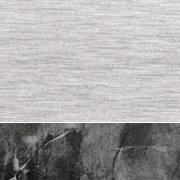 Satin Natural/Black Marble