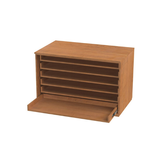 Wisconsin Bench: Storage Solutions Roll Out Paper Storage ...