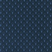 Designer Fabric: Navy - +$23.30