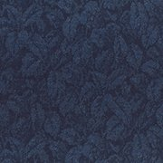 Fabric 1: Blue Foliage