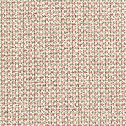 Gingham Stitch Pink Mint 29315