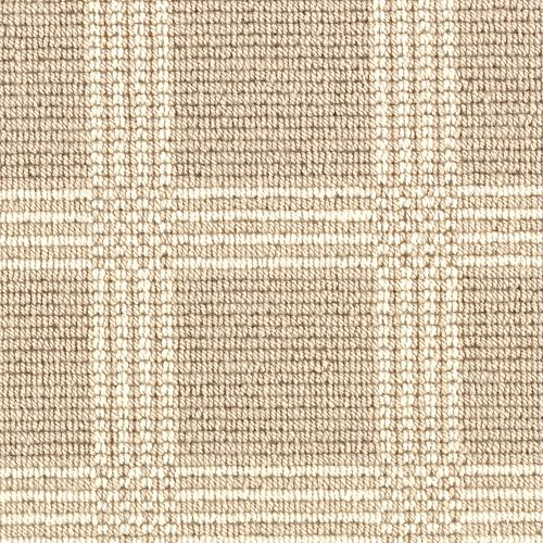 Woolston Plaid River Sand 29145