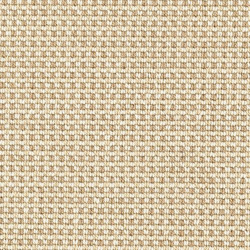 Gingham Stitch Strawmat 29401