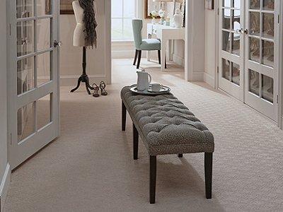 Room Scene of Bedford Estates - Carpet by Mohawk Flooring