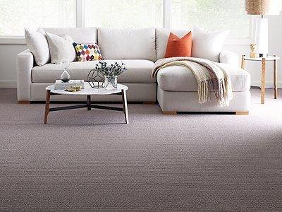 Room Scene of Sharp Charisma - Carpet by Mohawk Flooring
